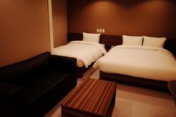 오사카여행 호텔 88 신사이바시 (Hotel 88 Shinsaibashi) / 도톤보리 니쿠게키조(고기극장) 맛집추천 / 홉슈크림 짱맛