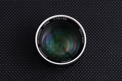 Konica Hexanon 60mm F1.2 (코니카 헥사논 60mm F1.2의 렌즈 클리닝 및 오버홀) [Lens Repair & CLA/거인광학]