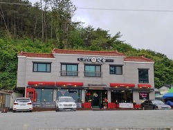 문무대왕릉 카페 왕릉 & 이삭토스트, 경주 바다가 보이는 카페