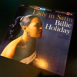 빌리 홀리데이 (Billie Holiday) - LADY IN SATIN (1997)