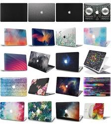 맥북 스킨(Macbook Skin) 디자인 화려한 변신, 스크래치. 오염에 맥북 보호는 기본