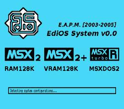 EdiOS Ver. 0.0
