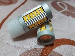 LED TURN SIGNAL LAMP(부하매칭 캔슬러 내장LED 방향지시등)교체하기