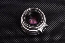 [Lens Repair & CLA]Leica Summicron 35mm F2 1st 8 elements Disassembly (라이카 즈미크론 6군 8매의 헤이즈 클리닝)