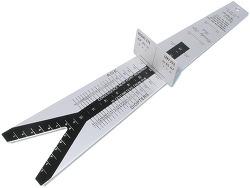 노안에서의 조절력(Accommodative power)의 측정과 측정방법