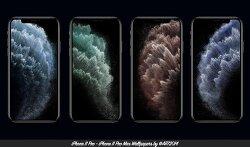 아이폰11, 아이폰11프로 배경화면 모음