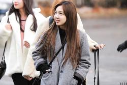 뮤직뱅크 출근길에서 담아 본 트와이스 (Twice) 나연 & 정연 & 미나 & 채영 & 모모
