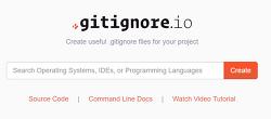 [Git].gitignore : 불필요한 파일 및 폴더무시