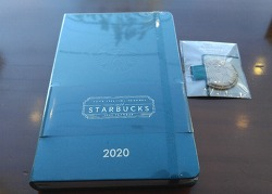 2020 스타벅스 플래너 보고쿠폰 종류 및 유효기간