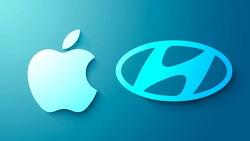 애플카 기아차 미국 조지아 공장 생산설