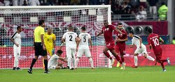 [2019 걸프컵 A조 2R] 4강 진출을 확정지은 이라크! 해트트릭으로 카타르의 첫 승을 이끈 압둘카림 핫산!