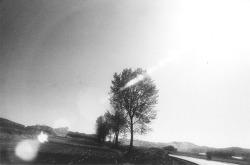 학생때 찍은 사진 B/W Infrared