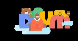2019년 개천절 - 여러 사이트들의 로고들...