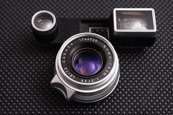 [Lens Repair & CLA] Leica Summicron 35mm F2 1st 8 elements eye Disassembly (라이카 35크론 6군8매 아이버젼의 헤이즈 클리닝)