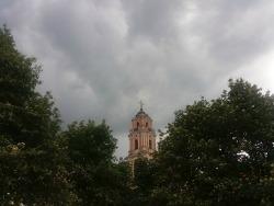 Vilnius 95_모든 성자들의 성당
