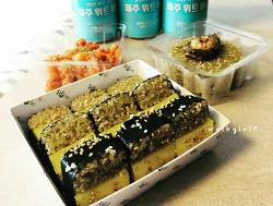 2019JEJU) 김만복 김밥 먹어보기