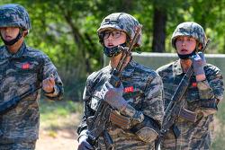 부후 383기 각개전투 훈련