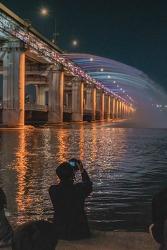 가을 냄새가 묻어나는 가을밤의 서울 야경