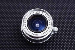 [Lens Repair & CLA] Leica Super-Angulon 21mm f4 LTM / Schneider SA 21mm F4 Disassembly (슈퍼앙굴론의 헤이즈 클리닝)