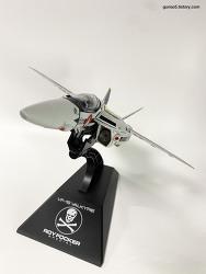DX초합금 VF-1S 로이 포커 전용기 리뷰