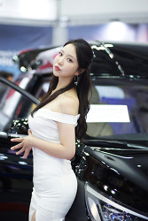2018 부산 모터쇼 레이싱 모델 송다미