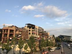 (서울) 녹사평역 근처 루프탑 라운지 바