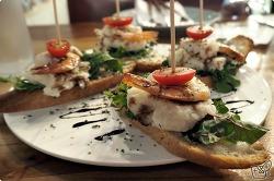신관동 스페인 요리 라메사