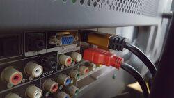 컴퓨터와 티비 연결 HDMI 2.0 to DVI 1.5m