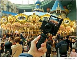 소니 RX100MK6 사용 후기, 디지털카메라 사진 잘 찍는 법
