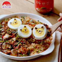 꼬막 비빔밥 * 2월의 제철 식재료 꼬막을 활용한 매콤 비빔밥