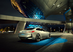 The BMW i Vision Dynamics. A new form of electrifying driving pleasure.