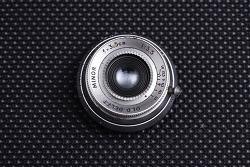 [Lens Repair & CLA/거인광학]Old Delft Minor 35mm f3.5 Disassembly & CLA (올드 델프트 미노르 35mm F3.5 렌즈 클리닝)