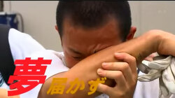 일본인이 눈물 흘릴 때.