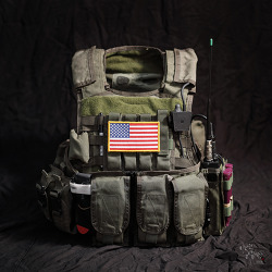 [CAG] Paraclete Releasable Modular Vest - RAV setup.