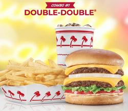 캘리포니아의 대표 햄버거  IN-N-OUT Burger의 비밀메뉴란? Secret Menu?