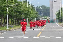 신병 1259기 1,2교육대 4주차 - 훈련모음