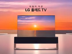 정직하고 묵직한 한 방! LG 올레드 TV 바로알기 캠페인 후기