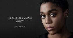 007 흑인 여성 본드 25 라샤나 린치