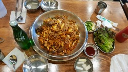 [구리 맛집]사이다 서비스까지 만족스러운 구리 곱창맛집 '보배곱창' 리뷰!