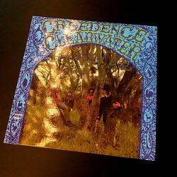 크리던스 클리어워터 리바이벌 (Creedence Clearwater Revival) - CREEDENCE CLEARWATER REVIVAL (1968