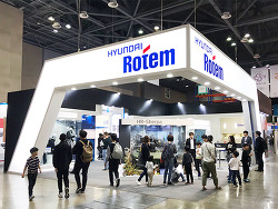 현대로템, 국내 최대 로봇전시회 2019 로보월드 참가