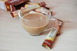 달달한 초콜릿향 커피 모카라떼