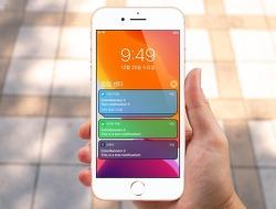 ColorBanners 3 (iOS 13) : 아이폰 알림 배너 및 알림센터 알림창 색상을 바꿔주는 트윅 [iOS14]