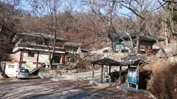 양주불곡산 백화암(白華巖)
