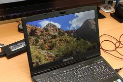 JDL tech HELIOS 15 PRO 144Hz GTX1060 가성비 노트북 리뷰