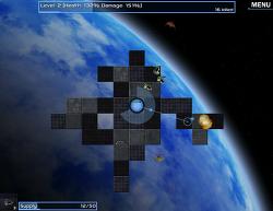 슈팅과 전략의 콜라보레이션 Outerspatial