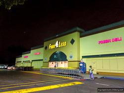 LA 여행, 미국마트 장보기, 미국 Food 4 Less 할인마트
