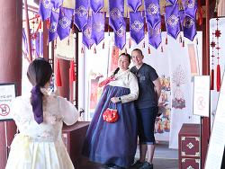 경복궁에서 펼쳐진 비밀의 연향! 더 히스토리 오브 후 궁중 문화 캠페인