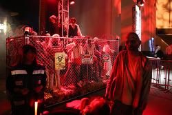 할로윈 호러나이트(Halloween Horror Nights), LA 유니버셜스튜디오 헐리우드에서 즐기는 공포체험