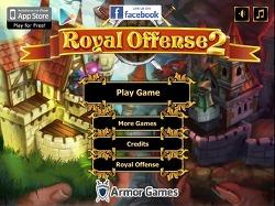 로얄오펜스 2(Royal Offense 2) 디펜스 게임